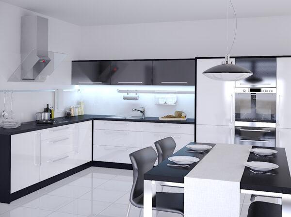 Vzorová kuchyň, cena kuchyně